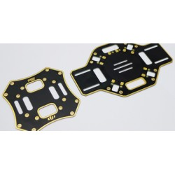 Central boards top + bottom for DJI F450