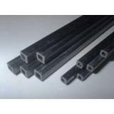 Carbon Fiber Rectangular Tube 10 x 10 x 1000 mm
