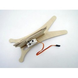 Adapter launcher for gliders
