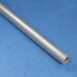 DurAl Tube D5 x d4 x 1000 mm
