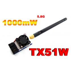 Transmitting Module FPV 5.8GHz 1000mW A/V