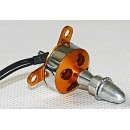 Outrunner Brushless Motor 9g/ D18x12/ 2200KV