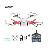 Mini Drone RC WLtoys V686G with WiFi FPV