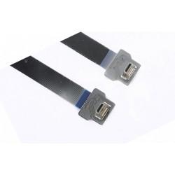 Super Soft Shielded Micro HDMI to Micro HDMI Cable 30 cm