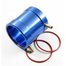 SEAKING Aluminium Water Cooling for 3660 Size Motors Tube