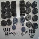Plastic Crawler Base Kit