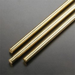 Brass Wire D1.5 x 500 mm