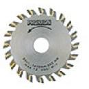 Tungsten Tipped Blade D50 x d10 x 1 mm