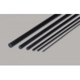 Round Carbon Rod D6 x 1000 mm